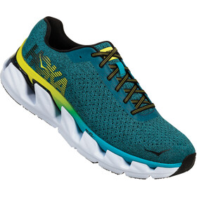 Hoka One One M's Elevon Running Shoes caribbean sea/black